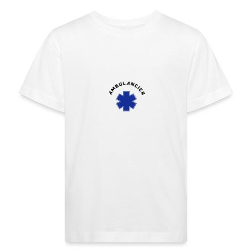 ambulancier logo - T-shirt bio Enfant