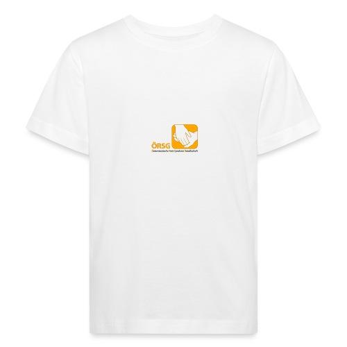 Logo der ÖRSG - Rett Syndrom Österreich - Kinder Bio-T-Shirt