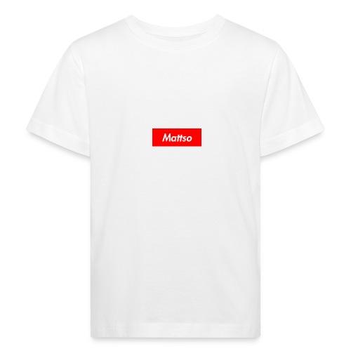 Mattso Merch to Flex - Kids' Organic T-Shirt