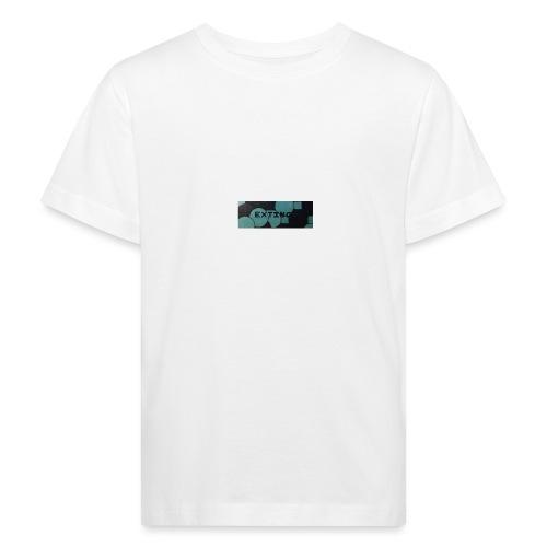 Extinct box logo - Kids' Organic T-Shirt