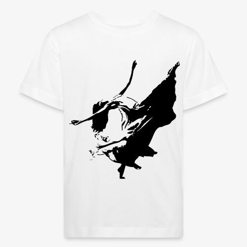 la danseuse libre - T-shirt bio Enfant