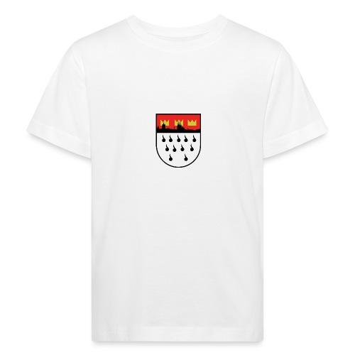 Köln Wappen Modern - Kinder Bio-T-Shirt
