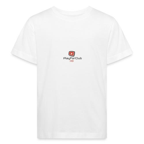 PlayForClub HD - T-shirt bio Enfant