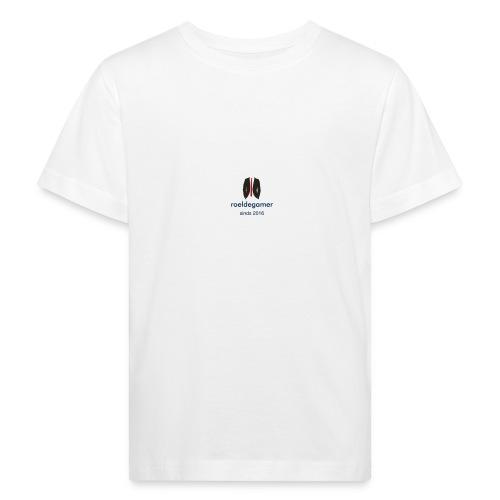 roeldegamer - Kinderen Bio-T-shirt