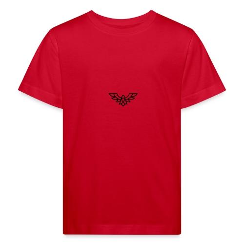 Clean Plain Logo - Kids' Organic T-Shirt