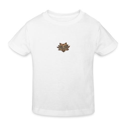 lotus - Kinderen Bio-T-shirt