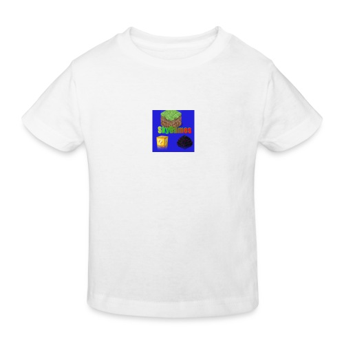 SkyGames - Kinderen Bio-T-shirt