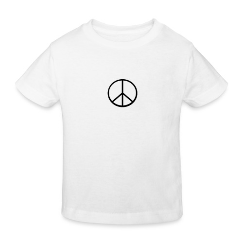 peace - Ekologisk T-shirt barn