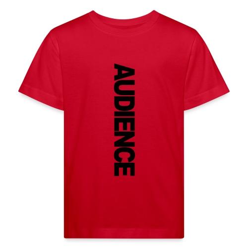 audienceiphonevertical - Kids' Organic T-Shirt