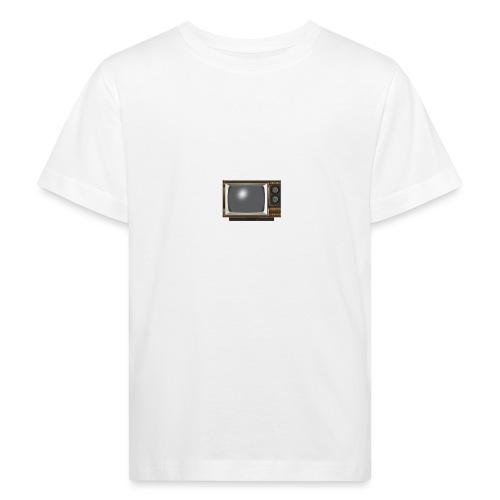 la télé - T-shirt bio Enfant