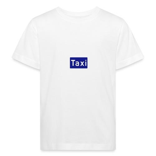 Taxi - Økologisk T-skjorte for barn