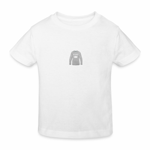 K1ING - t-shirt mannen - Kinderen Bio-T-shirt