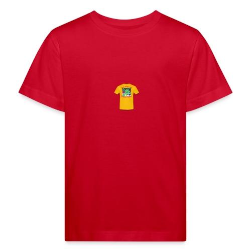 Castle design - Organic børne shirt