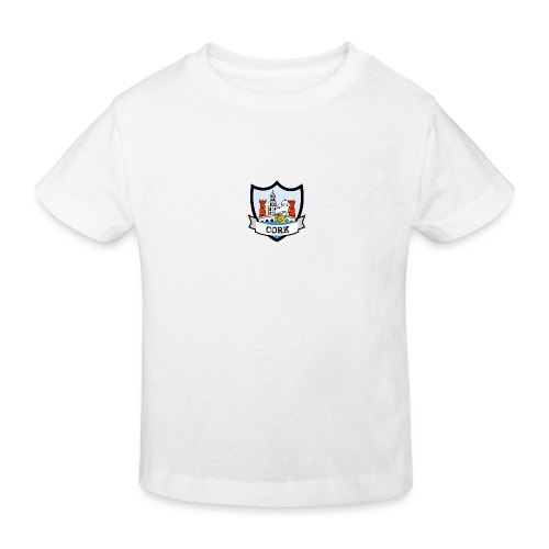 Cork - Eire Apparel - Kids' Organic T-Shirt