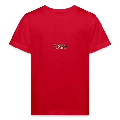 RAndom migsu paita - Lasten luonnonmukainen t-paita