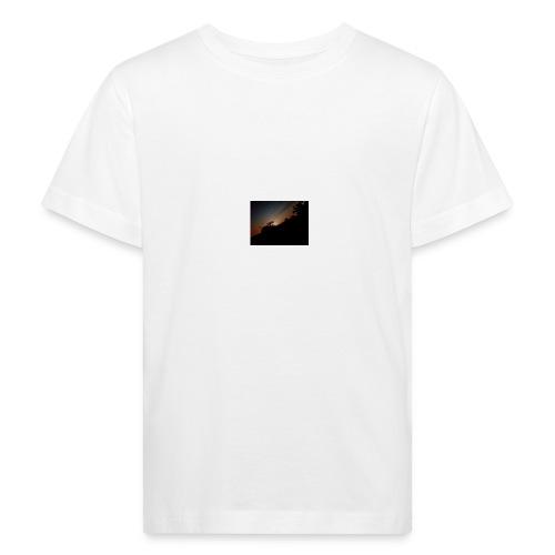 Cielo eclipsado - Camiseta ecológica niño