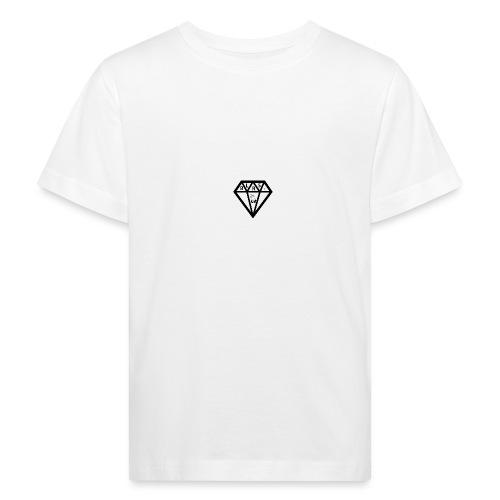 BLRS. pray diamond - Kinderen Bio-T-shirt