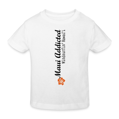 MAddLogoVert ai - Kids' Organic T-Shirt