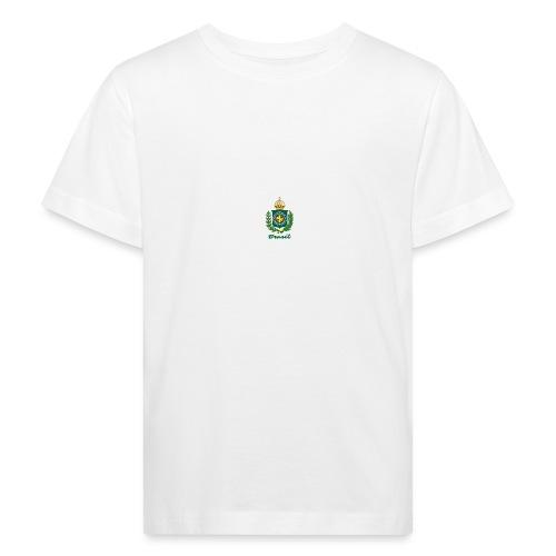 Império do Brasil - Økologisk T-skjorte for barn