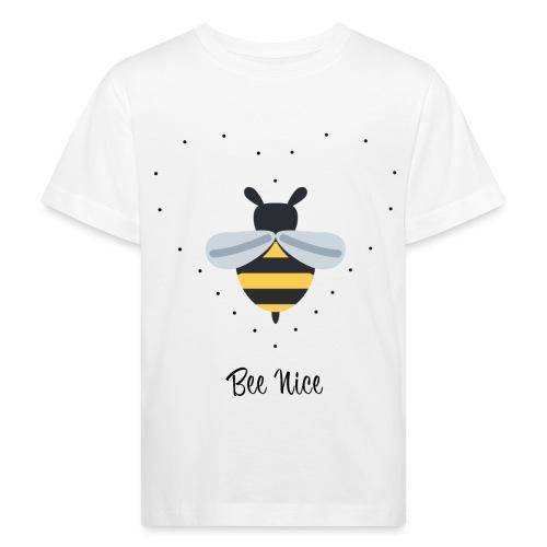 Bee Nice - Save the bees! - Kinder Bio-T-Shirt