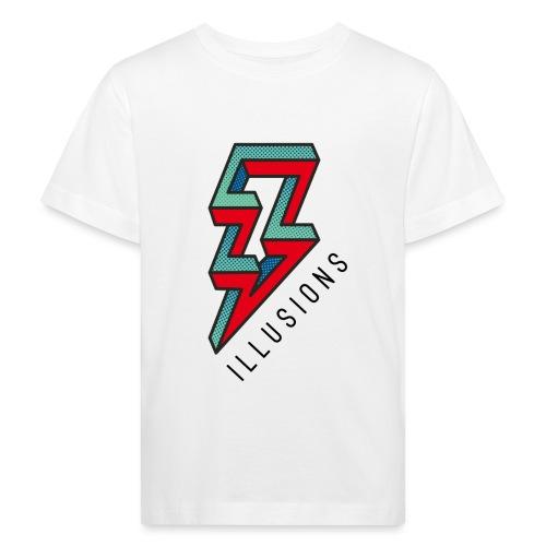 ♂ Lightning - Kinder Bio-T-Shirt