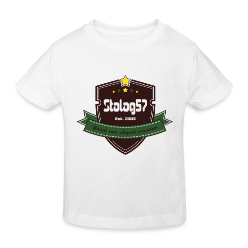 logo - T-shirt bio Enfant