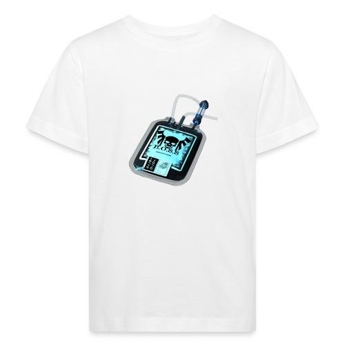 Plasma noir - T-shirt bio Enfant