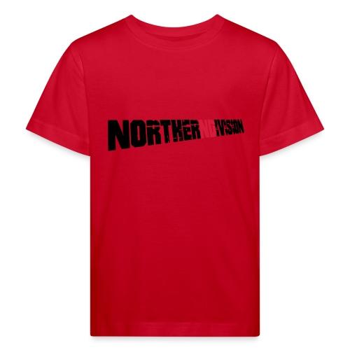 nd badg 2vari perspective - Lasten luonnonmukainen t-paita