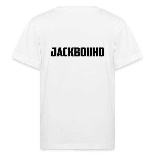 JackBoiiHD - Kids' Organic T-Shirt