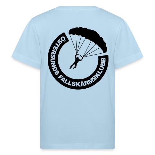 ÖFSK 2015 logo bröst - Ekologisk T-shirt barn