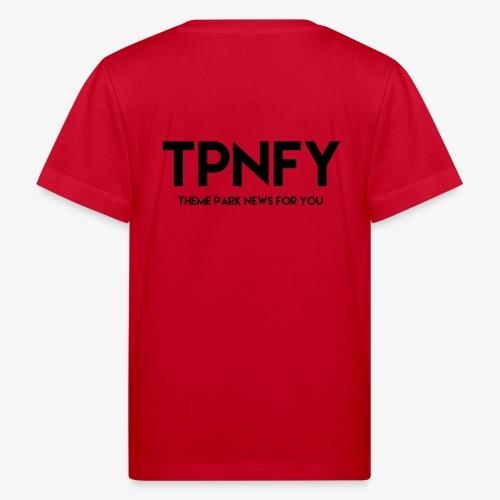 TPNFY - Kids' Organic T-Shirt