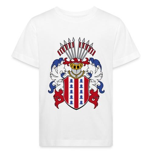 wappen amelunxen historisch - Kinder Bio-T-Shirt