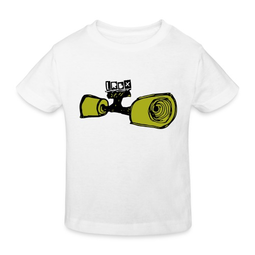 Projet Longboard Crew by www.mata7ik.com - T-shirt bio Enfant