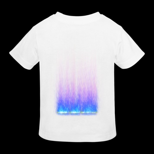 SONNIT BLUE TRANSFORM, RESURECTION - Kids' Organic T-Shirt