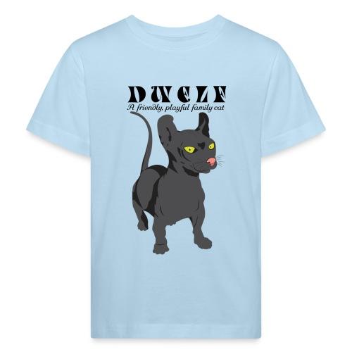 DWELF - Lasten luonnonmukainen t-paita
