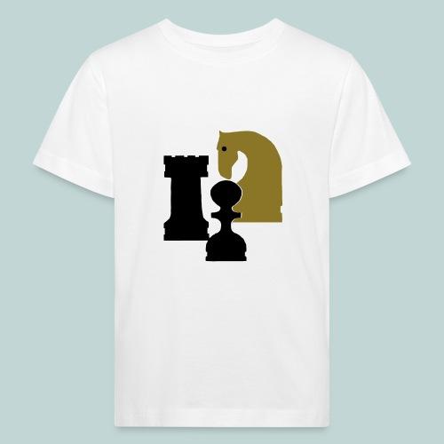 Figurenguppe1 - Kinder Bio-T-Shirt