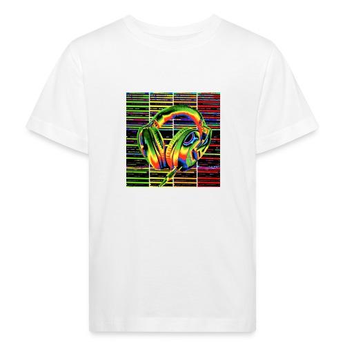 Casque discothèque 2 - T-shirt bio Enfant