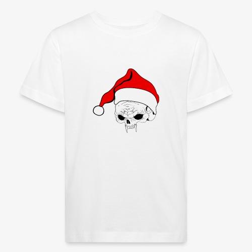 pnlogo joulu - Kids' Organic T-Shirt