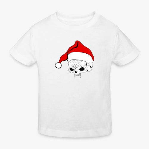 pnlogo joulu - Kinder Bio-T-Shirt