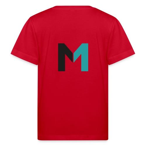 Logo M - Kinder Bio-T-Shirt