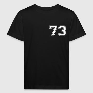 73 - Camiseta ecológica niño