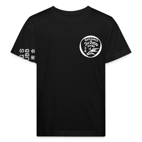 rygg centrerad tshirt hoodjacka troeja - Ekologisk T-shirt barn