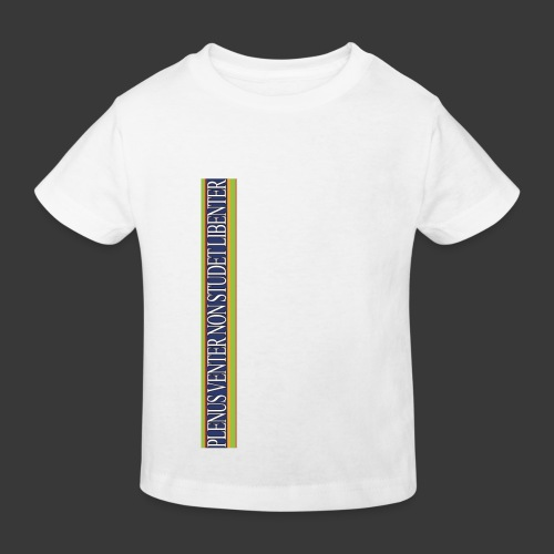plv weiss - T-shirt bio Enfant