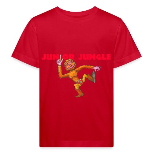 JJ-Monkey-t - Kids' Organic T-Shirt