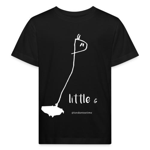 Giraffe by Alex-white_LTT - Kids' Organic T-Shirt
