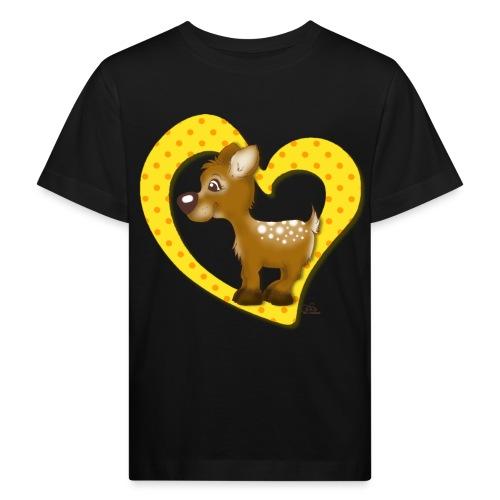 Kira Kitzi Zitronella - Kinder Bio-T-Shirt