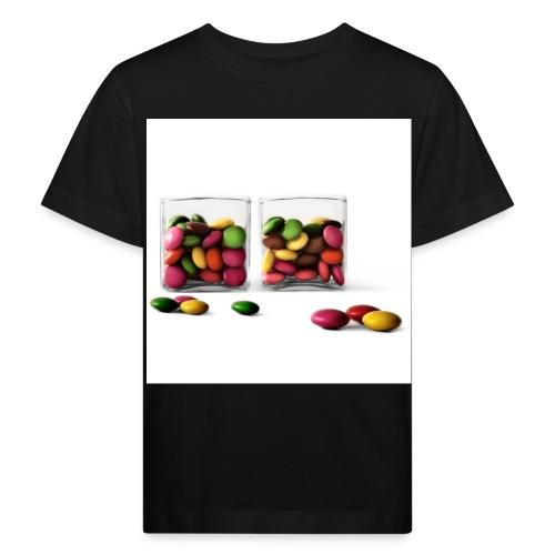 Bonbons multicolores - T-shirt bio Enfant