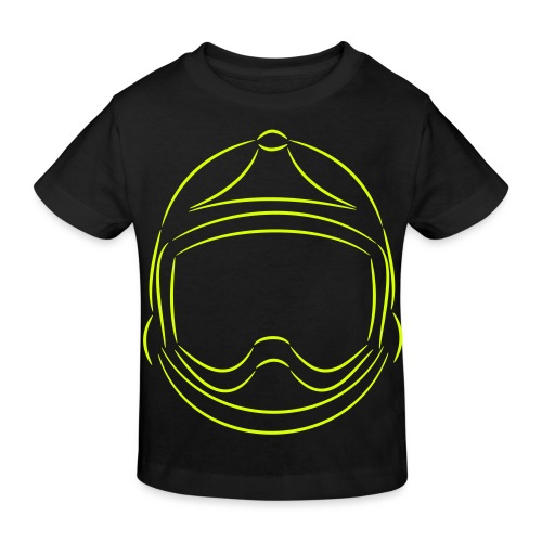casque pompier xf - T-shirt bio Enfant