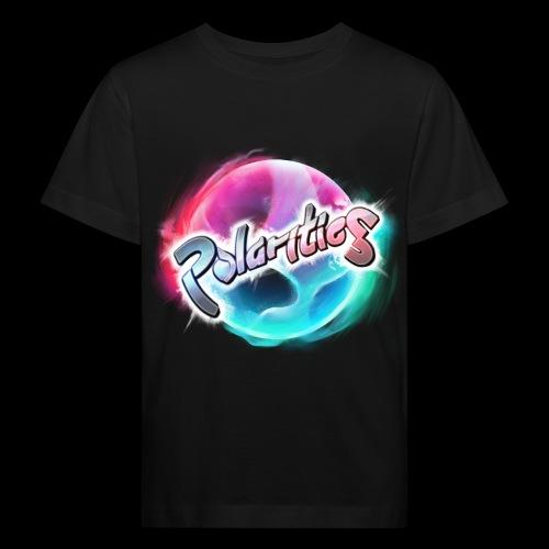 Polarities Logo - Kids' Organic T-Shirt