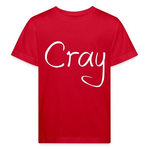 Cray Lang Ärmel TShirt für über 14 jahren - Kinder Bio-T-Shirt